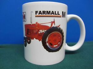 Farmall M Wide Front Coffee Mug