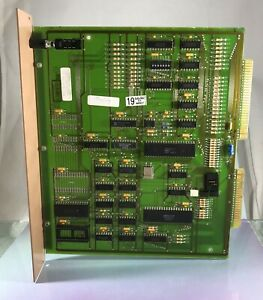 Edwards Fire Alarm Circuit Board Est 46213 1507 8525 a130 Iss 3
