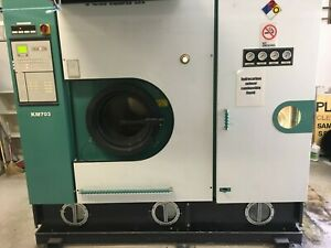 Dry Cleaning Machine Realstar Km703 70 Pound Hydrocarbon