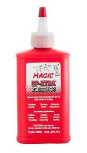 12 X 4 Oz Tap Magic Ep xtra Formula Cutting Fluid for Drilling tapping milling