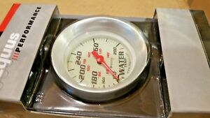 Iequus Model 8442 2 5 8 Mechanical Water Temp Guage New In Box