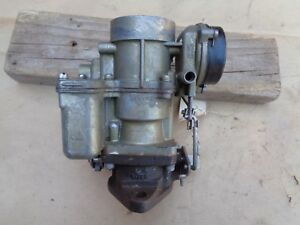 Rebuilt 1950 1951 1952 Chevy Truck Carter Yf Carburetor 789s Original Car W Pg