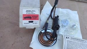 Nos Volkswagen Beetle Engine Oil Heater For Type 4 Vw Engines Zero Start Bug Bus