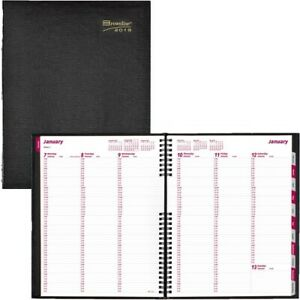 Brownline Coilpro Twin wire Weekly Planner