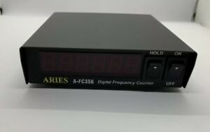 Aries A fc356 Digital Frequency Counter