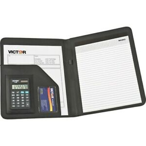Victor Professional Pad Holders With Calculators