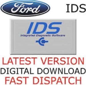 ford ids download vmware
