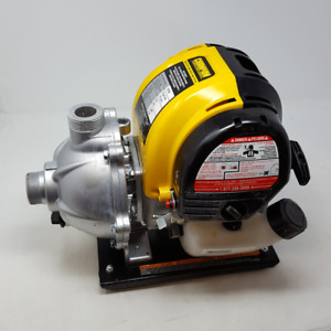 Champion 1 inch Gas powered Water Transfer Pump missing Hose Kit