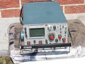 Tektronix Type 453 2 channels 50 Mhz Oscilloscope
