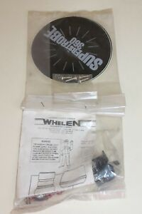 Whelen 13005 Psw 1 Strobe Beacon Switch loc Gren New