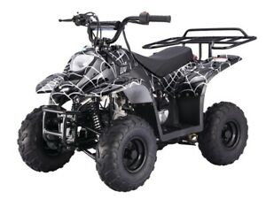 New 110cc TAO TAO Boulder Fully Automatic Gas with Speed Governor & Kill Switch