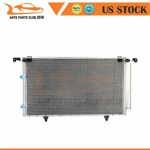 For 2002 2006 Toyota Camry 2 4l L4 New Aluminum Condenser Fits Ac3113