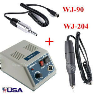 Us Dental Electric Micromotor Marathon Micro Motor Polishing Handpiece 35krpm