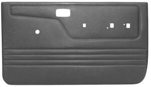 Interior Door Panel Cap Cover For 1982 1988 Ford Bronco Ii Ranger Red No Power