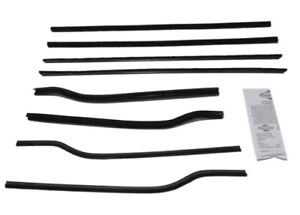 Window Sweeps Felts For 1962 Chrysler Dodge Plymouth Dart Belvedere