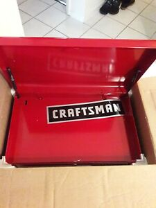 Nib Craftsman Tool Box