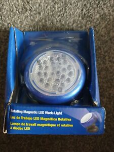 Blue Point 24 Led Rotating Magnetic Work Light Ecfled24 Sold By Snap On