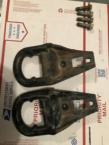 98 02 Ford Truck Tow Hooks Oem