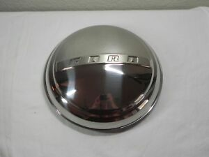 1947 1948 Ford Super Deluxe Coupe Pickup Truck Hubcaps Center Caps
