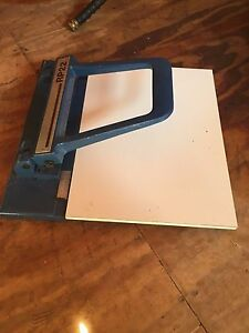 Rp22 Plate Punch For Ryobi 3302