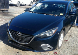 2014 2018 Mazda 3 Left Driver Side Roof Curtain Airbag Air Bag Oem