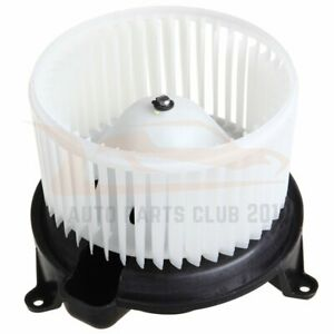 For Nissan Armada Titan 2005 2015 Ac Heater Blower Motor Cage With Fan 700174