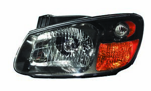For 2008 2009 Kia Spectra5 Headlight Headlamp Driver Side Replacement