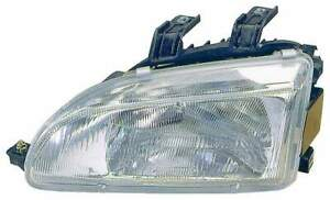 For 1992 1993 1994 1995 Honda Civic Headlight Headlamp Driver Side Replacement