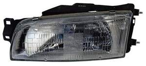 For 1993 1994 1995 1996 Mitsubishi Mirage Sedan Headlight Headlamp Driver Side
