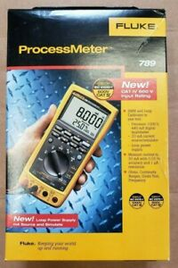 Fluke 789 Process Calibrator Multimeter Processmeter