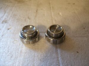 49 1949 Mercury Radio Knobs 48 Nice