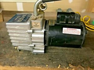 Jb Industries Vacuum Pump Model 5cfm Dv 142n Made In U s a