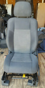 2013 Jeep Patriot Sport Front Driver Side Cloth Bucket Seat With Head Rest