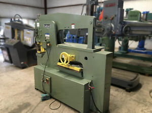 Scotchman 12012 Ironworker Hydraulic 120 Tons