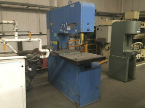 Startrite 316 H Vertical Band Saw Capacity 18 X 26 Blade Size 14 4 X 1