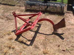 All Purpose Wing Plow With Multi purpose Frame 3 Point Hitch Heavy Duty