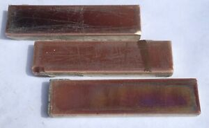 1x4 Antique Tile In Brown 1 Piece Salvaged Maywood