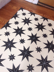 Beautiful Primitive 3 X5 Floorcloth Area Rug Can T Beat The Price