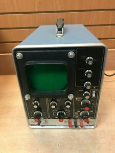 Rca Model Wo 535a Dual Mode Oscilloscope as is Untested