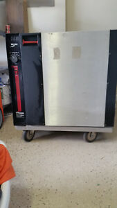 Metro Mobile Hot Box Model Vh 1500 Food Holding Cabinet