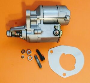For Mopar Big block Hi torque Mini Starter W hardware Kit Dodge 383 440 Plymouth