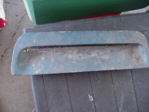 Vintage Ford Mustang Hood Vent Scoop C72b No 16a653 A 10383