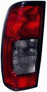 For 1999 2004 Nissan Frontier 2 Wheel Drive 3 3l Tail Light Taillamp Driver Side