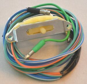 1960 1963 Ford Mercury Turn Signal Switch Wiring Harness Falcon Thunderbird