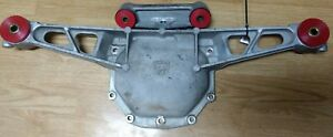 Gen2 Dodge Viper Differential Rear Cover Front Mount W Polyurethane Bushings