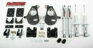 Mcgaughys 3 5 4 6 Or 5 7 Lowering Kit 2014 2016 Gm Truck 1500 2wd