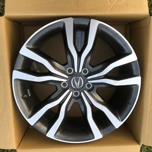 4 2019 Acura Mdx Advance Package Sh awd 20 Inch Factory Rims no Tires