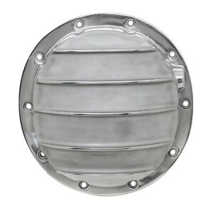 Aluminum 1964 Up Chevy Gm Rear Differential Cover 8 5 Rg 10 Bolt Sand Blast