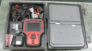 Matco Tools Determinator Obd Ii Diagnostic Scan Cables Smart Cable Case Tested