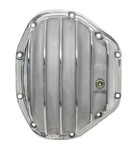 Gm ford dodge Dana 80 Aluminum Differential Cover 10 Bolt W 12 Rg